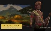 《文明6》祖鲁势力登场 兵强勇壮的战士团