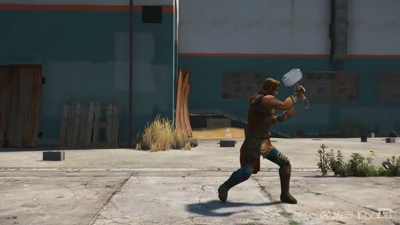 玩家用《GTA5》导演模式拍了一段《复仇者联盟3:无限战争》 片尾有彩蛋的介绍、方法及攻略