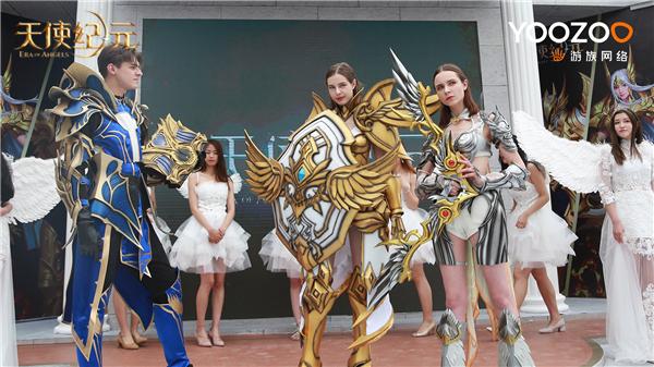 《天使纪元》斗鱼直播节全程回顾