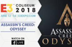 E3官方确认《刺客信条:奥德赛》出席展会 敬请期待!