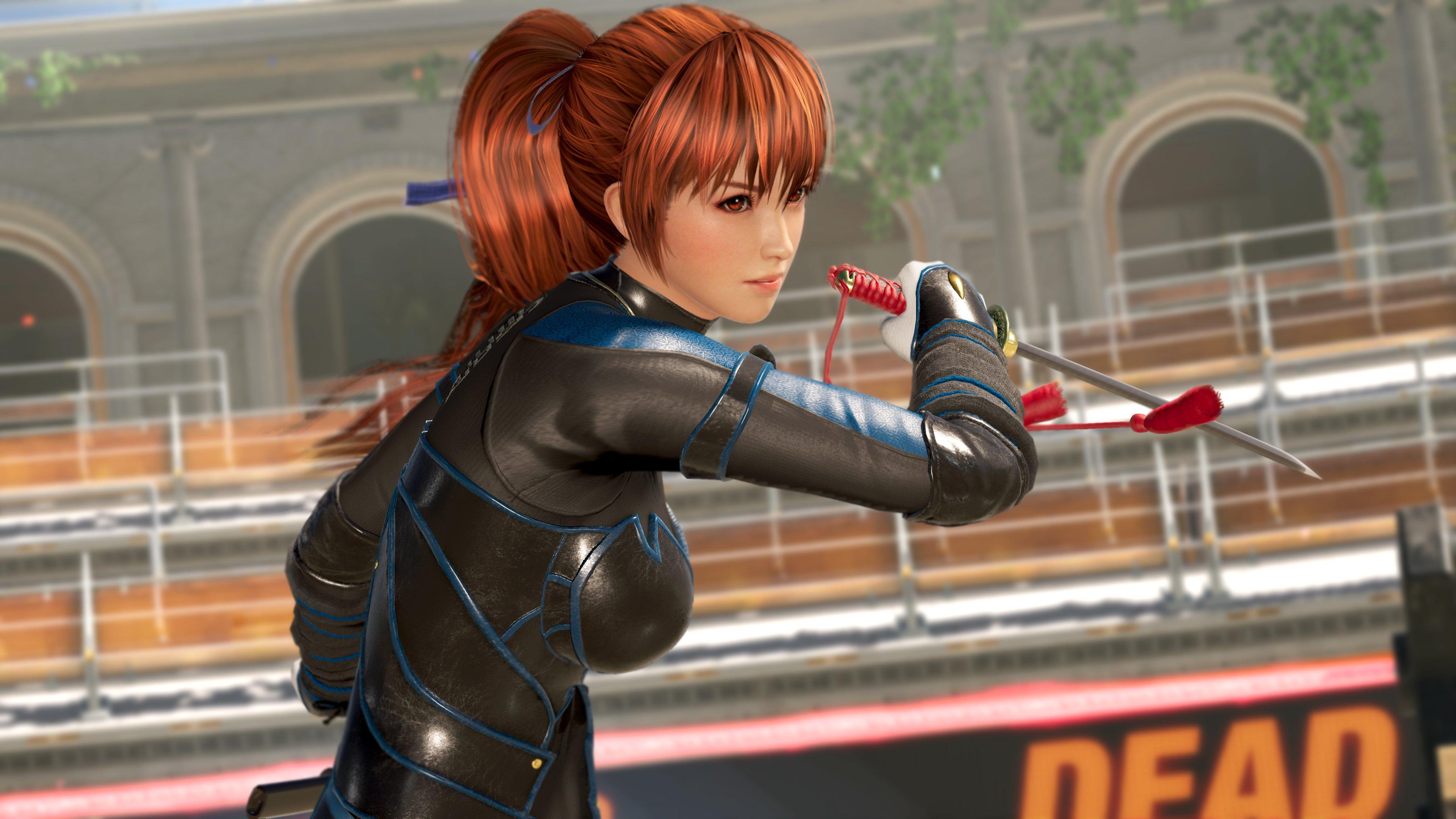 《死或生6》新截图公布 明年登录PS4/Xb1/Steam平台