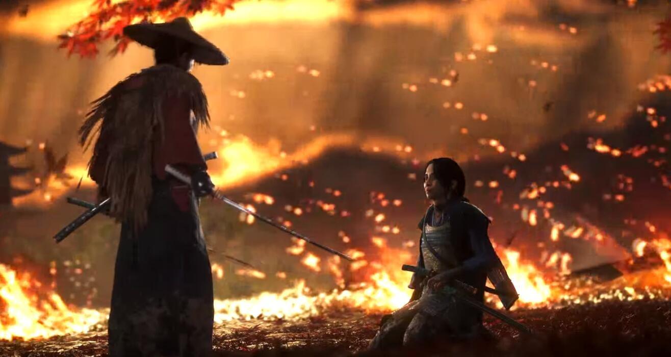 E32018对马之魂实机演示画面超赞打斗爽爆