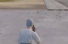绝地求生刺激战场卡自动躲子弹bug视频教程