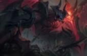 《英雄联盟》新版剑魔技能演示 多段控制加唯一 死后还能移动