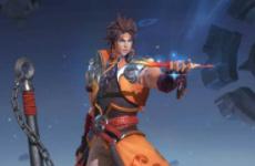 《王者荣耀》体验服上线新英雄,杨戬重做有哮天犬相伴