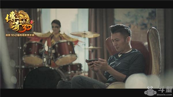 中州最强歌神诞生《传奇世界3D》谢霆锋TVC歌神篇首播
