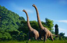 侏罗纪世界进化努布拉岛恐龙视频展示
