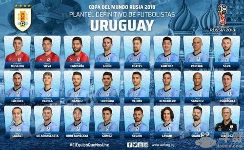 乌拉圭vs法国实力分析_乌拉圭和法国哪个强/会赢