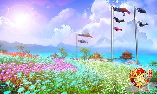 夏日大作战 《远征手游》海岛地图清凉来袭