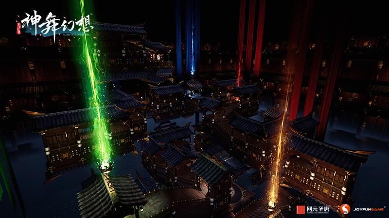 《神舞幻想》全新剧情DLC即将上线 自由度将大幅提升