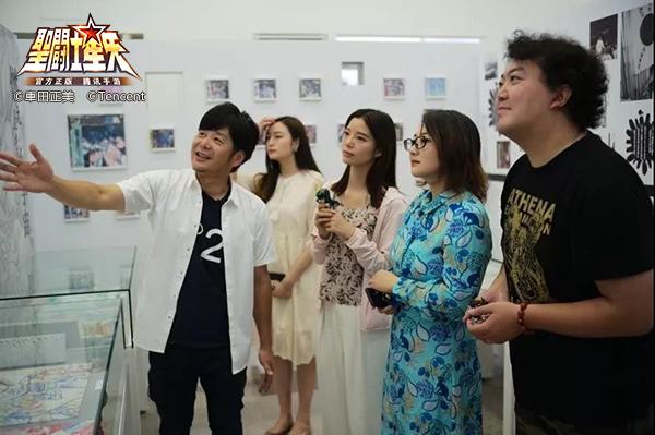 《圣斗士星矢(腾讯)》手游公布8月2日不删档