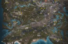 武侠乂全地图一览