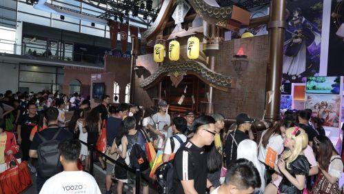 2018ChinaJoy最后一天 游族展区有哪些精彩