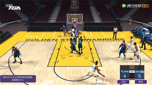 传统篮球+电竞,NBA2KOL2携马布里、NewBee亮相CJ