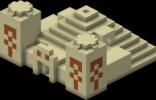 我的世界沙漠神殿结构介绍 沙漠神殿结构分析