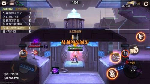 《魂斗罗:归来》星际突围玩法震撼来袭,公测周年福利多!