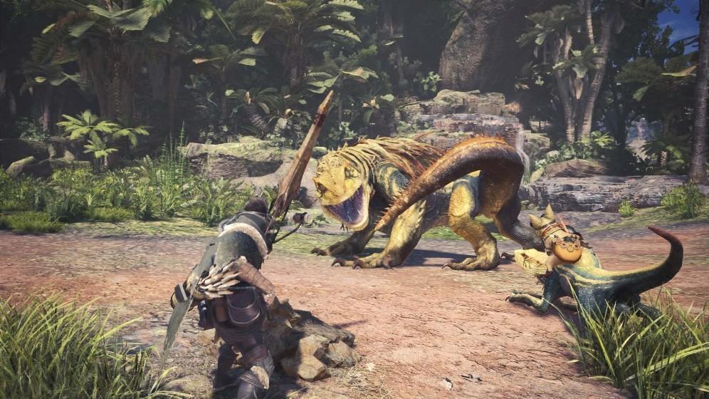 腾讯:《怪物猎人世界》未符合监管要求 被下架纯属偶然