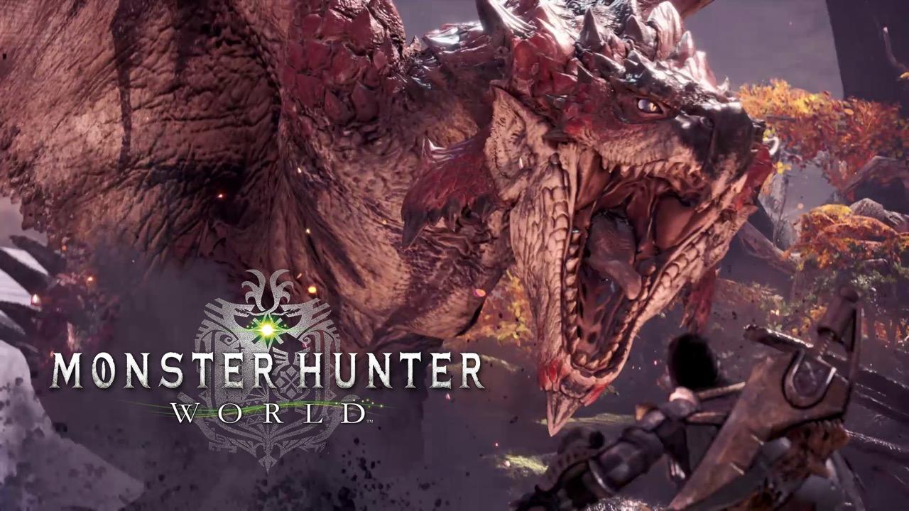 PC《怪物猎人 世界》超级BUG 将会导致玩家死机