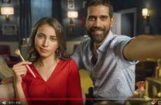 华为在埃及宣传手机自拍功能 被女演员曝光用的是单反