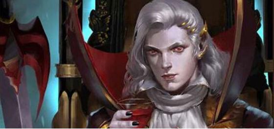 刀塔传奇吸血鬼站位解析攻略 吸血鬼如何搭配