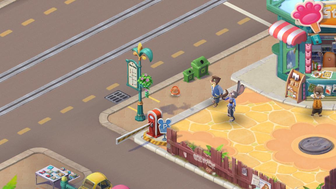 全新版本上线  玩《疯狂动物城:筑梦日记》赢迪士尼门票