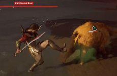 《刺客信条:奥德赛》战斗视频公布 还有经典的斯巴达踢