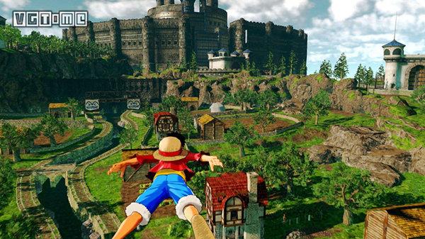 航海王游戏将登陆Switch OP实现全平台制霸!
