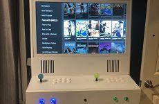 玩家花600小时自制多功能街机 内置NS/PC/Shield TV