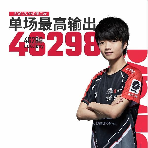 LOLS8小组赛数据统计:Uzi完成世界赛首个300杀