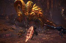 《怪物猎人:世界》PC版更新公布 11月2日烂辉龙亮相
