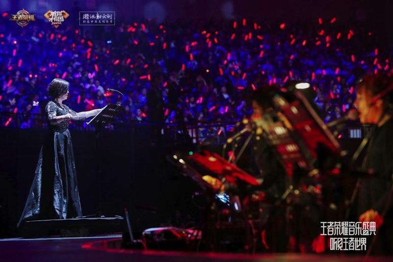周年庆福利持续解锁中,《王者荣耀周年庆音乐盛典官方音乐选集》带你聆听王者世界