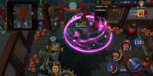 《梦三国手游》挑战100层!特色玩法新体验