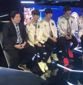 LOLS8决赛赛前采访IG:阿水表示我们下路对着混