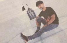小岛秀夫登上朝日新闻版面 网友:报纸我看了 赶紧做死亡搁浅吧