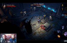 《暗黑破坏神:不朽》超长实机演示 操作简化战斗更尽兴