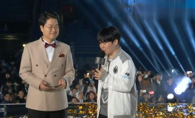Rookie:到中国打职业是个完美的选择