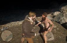 《荒野大鏢客2》玩家發現狼人 渾身赤裸會召喚野狼