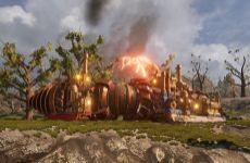 《火山钻地机》最新演示公布! 钻探火山寻找珍贵资源