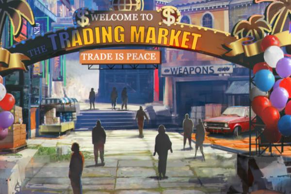 明日之后101交易市场NPC好感度提升攻略