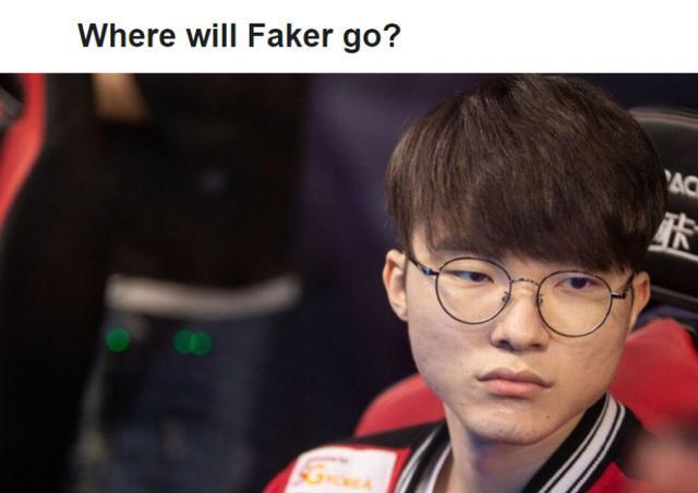 Faker:最后悔的事情是没能上过大学