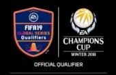 EA冠军杯2018冬季赛决赛16日~17日精彩开启!