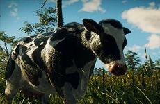 """《正当防卫4》超欢乐神器""""奶牛枪""""曝光 将敌人统统变成奶牛"""
