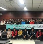 河南高校电竞公开课年鹏开讲!分享电竞梦想与责任担当