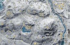 《绝地求生》史上最大更新上线 雪地地图带你领略欧洲风情