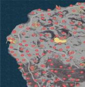 绝地求生雪地地图跳伞地点选择推荐