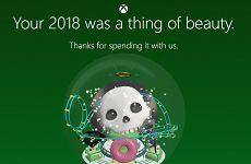 微软年度Xbox回顾:2018年玩家平均游戏时长234小时