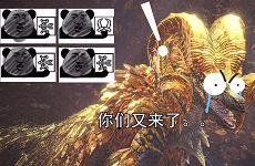 怪物猎人世界王绚辉龙二区逃走解决方法