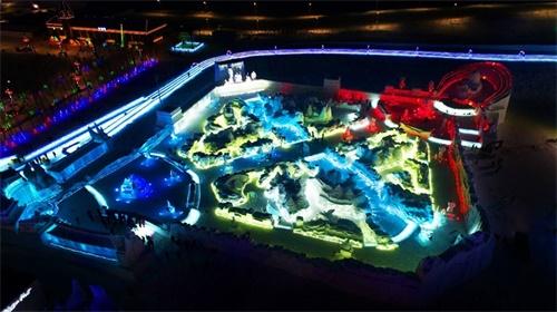 《王者荣耀》合作冰雪大世界,冰雪王者世界元旦开启