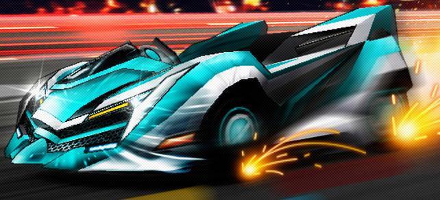 爆烈——速度与力量兼备