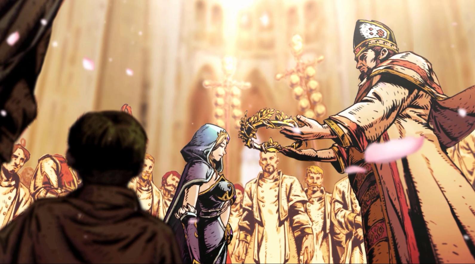 《拉结尔》英雄介绍——操纵寒冰的女祭司